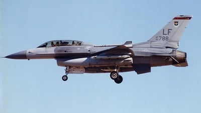90-0788 - General Dynamics F-16DG Fighting Falcon - United States - US Air Force (USAF)
