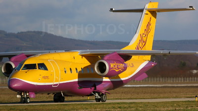 OE-LJR - Dornier Do-328-310 Jet - Welcome Air