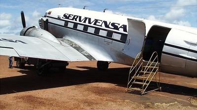 YV-769C - Douglas C-47A Skytrain - Servivensa