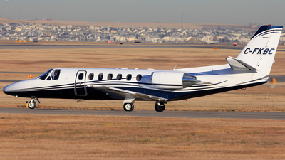 C-FKBC - Cessna 560 Citation V - Air Partners