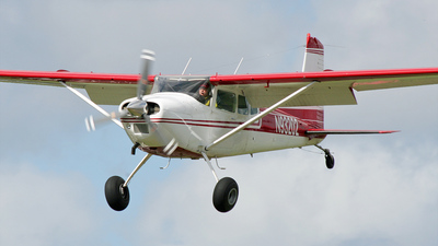 N93202 - Cessna A185F Skywagon - Private