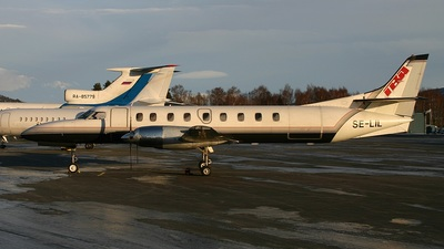 SE-LIL - Fairchild SA227-AC Metro III - International Business Air (IBA)
