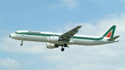 I-BIXF - Airbus A321-112 - Alitalia