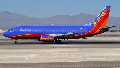 N688SW - Boeing 737-3Q8 - Southwest Airlines