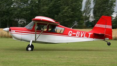 G-BVLT - Bellanca 7GCBC Citabria - Private