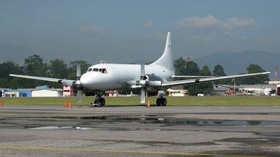 N587X - Convair CV-580 - Air Tahoma