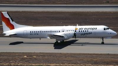 EC-HFM - British Aerospace ATP - Air Europa Express
