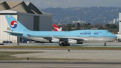 HL7493 - Boeing 747-4B5 - Korean Air