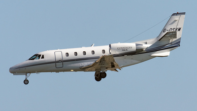 G-OSVM - Cessna 560XL Citation XLS - Private