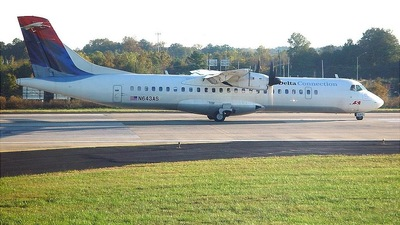 N643AS - ATR 72-212 - Delta Connection (Atlantic Southeast Airlines)