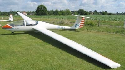OO-ZEY - Grob G103 Twin Astir II - Private