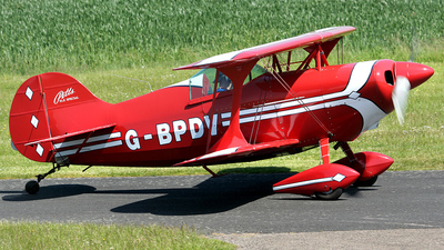 A picture of GBPDV - Pitts S1S Special - [27P] - © IAN CHANTLER