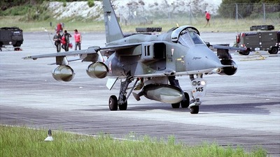 A145 - SEPECAT Jaguar A - France - Air Force