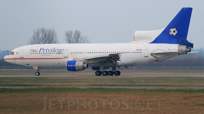 HR-AVN - Lockheed L-1011-500 Tristar - Privilege Jet Airlines (Rollins Air)