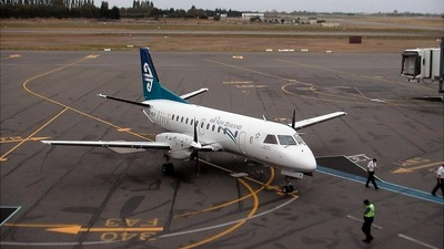 ZK-NLP - Saab 340A - Air New Zealand Link (Air Nelson)