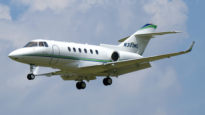 N301ML - Hawker Beechcraft 900XP - Private
