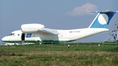 RA-74015 - Antonov An-74D - Shar Ink