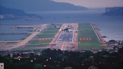 VHHH - Airport - Runway