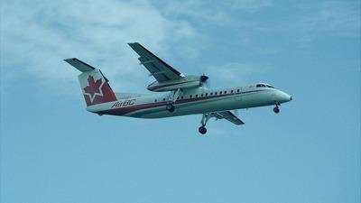 C-FADF - Bombardier Dash 8-311 - Air BC