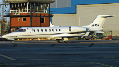 N66DN - Bombardier Learjet 45 - Private