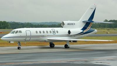 N331EX - Dassault Falcon 50 - Private