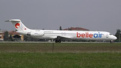 ZA-ARB - McDonnell Douglas MD-82 - Belle Air