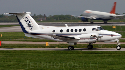 G-CEGP - Beechcraft B200 Super King Air - CEGA Aviation