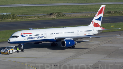 G-BPEC - Boeing 757-236 - British Airways