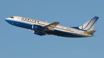 A picture of N370UA -  - [] - © Mark Abbott