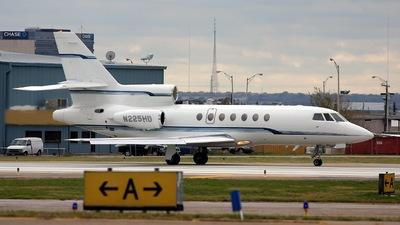 N225HD - Dassault Falcon 50EX - Private