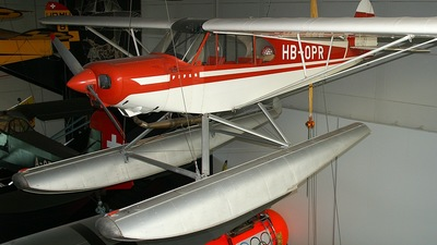 HB-OPR - Piper PA-18-125 Super Cub - Untitled