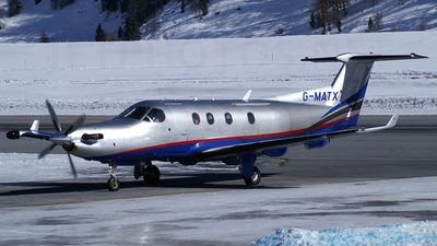 G-MATX - Pilatus PC-12/45 - Air Matrix