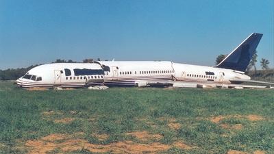 G-BYAG - Boeing 757-204 - Britannia Airways
