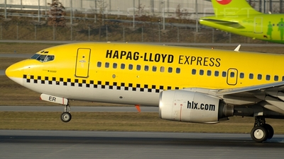 D-AGER - Boeing 737-75B - Hapag-Lloyd Express (Germania)