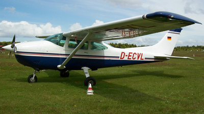 D-ECVL - Cessna T182T Turbo Skylane - Private