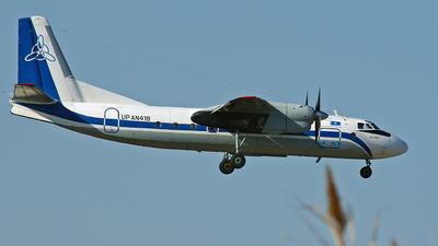 UP-AN418 - Antonov An-24B - Scat Air Company
