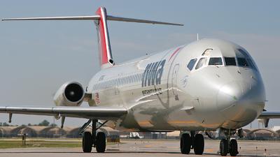 N676MC - McDonnell Douglas DC-9-51 - Northwest Airlines