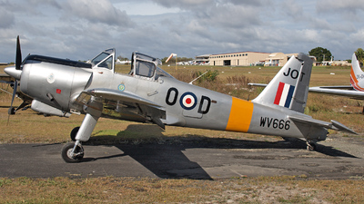 ZK-JOT - Percival Provost T.1 - Private