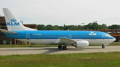 PH-BDE - Boeing 737-306 - KLM Royal Dutch Airlines