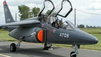 AT-08 - Dassault-Dornier Alpha Jet 1B+ - Belgium - Air Force