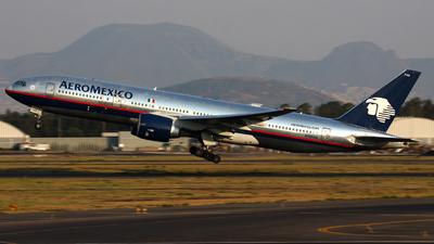 N746AM - Boeing 777-2Q8(ER) - Aeroméxico