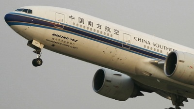 N688CZ - Boeing 777-21B(ER) - China Southern Airlines