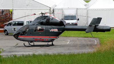 HB-ZCW - McDonnell Douglas MD-902 Explorer II - Breitling