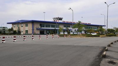 VVPB - Airport - Terminal