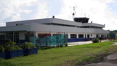 MPBO - Airport - Control Tower