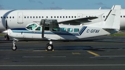 C-GFAV - Cessna 208 Caravan - Fugro Aviation Canada