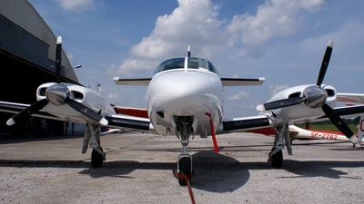 A picture of SPKKT - Cessna T303 Crusader - [T30300024] - © Marcin Lawniczak