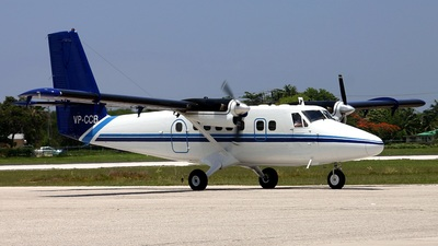 VP-CCB - De Havilland Canada DHC-6-300 Twin Otter - Cayman Airways Express