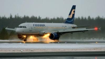 OH-LXM - Airbus A320-214 - Finnair
