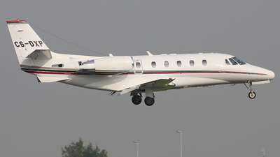 CS-DXP - Cessna 560XL Citation XLS - NetJets Aviation